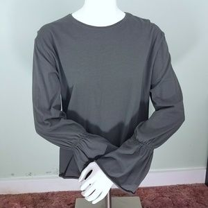 Zara Trafaluc Bell Sleeve